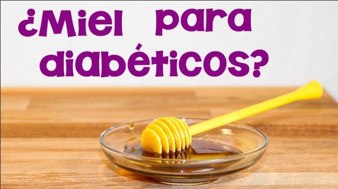 ¿la miel de abejas es dañina para los diabeticos?