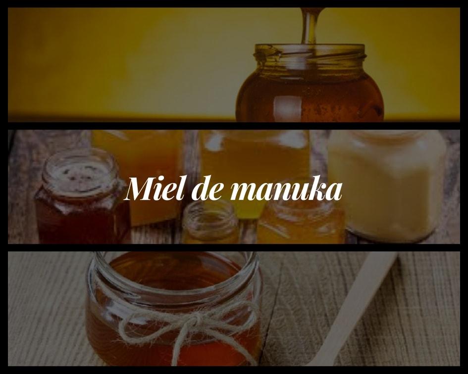 miel de manuka propiedades