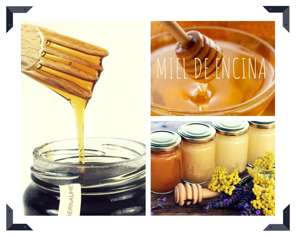 miel de encima