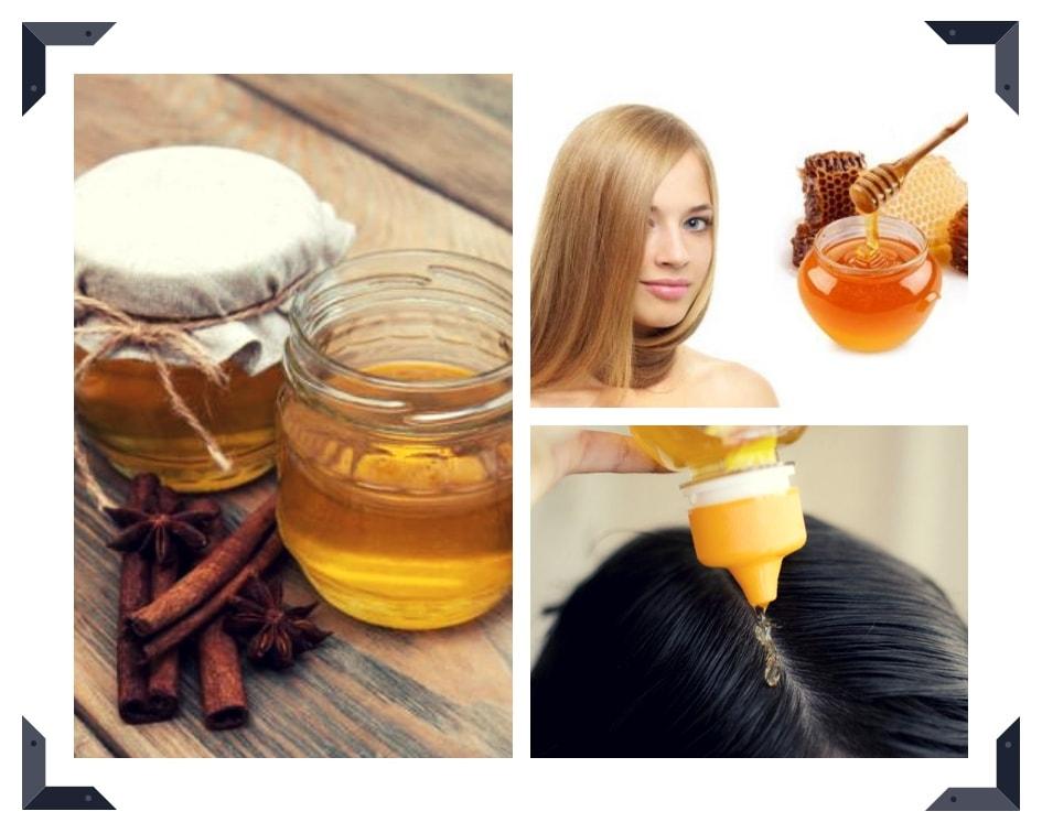 miel para el pelo beneficios