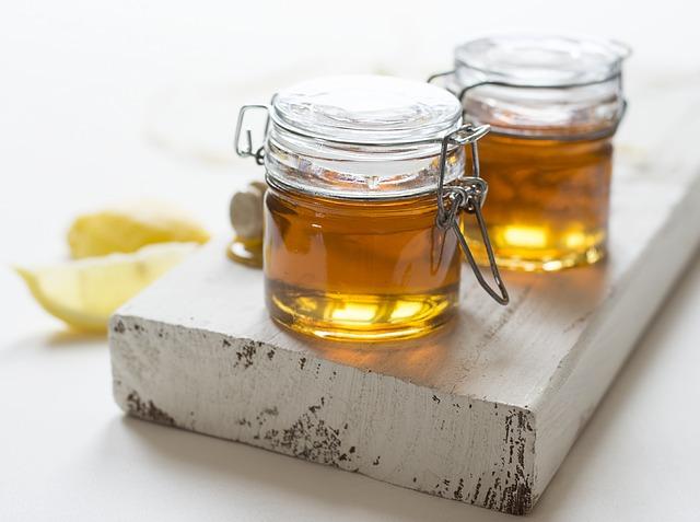 usos de la miel pura