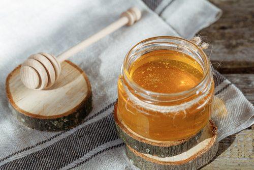 Miel casera o hecha en casa