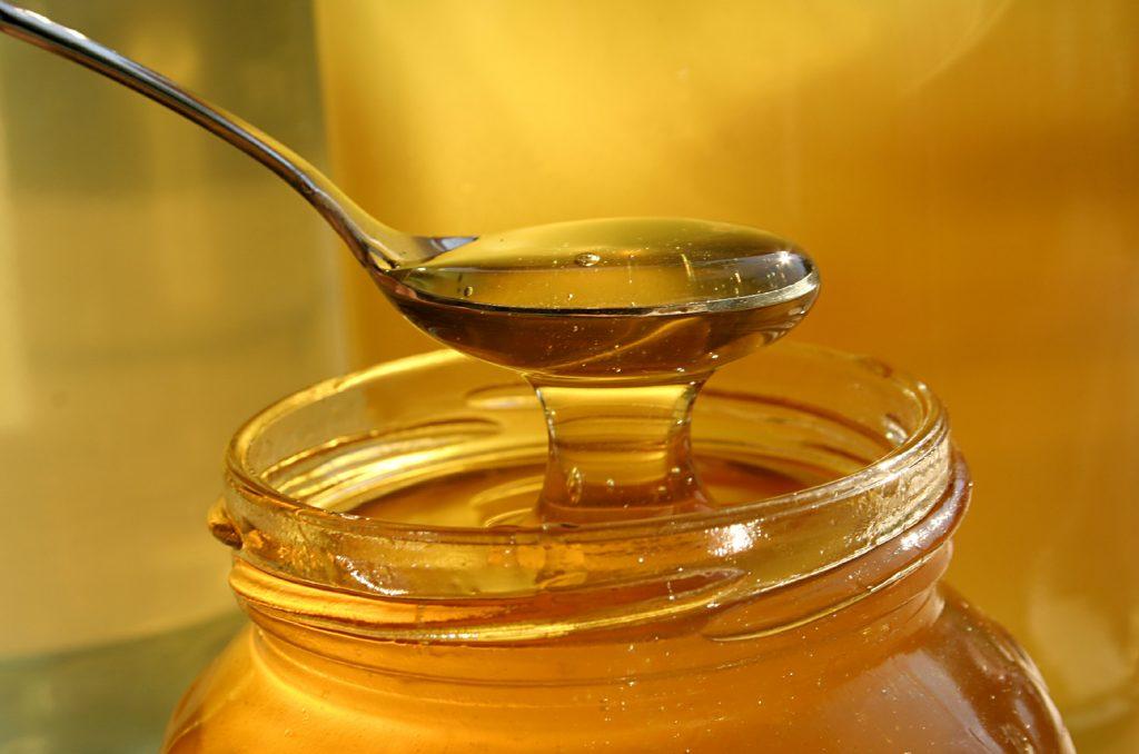 Dosificación de la miel en perros