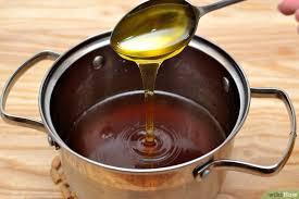 Cómo hacer miel casera