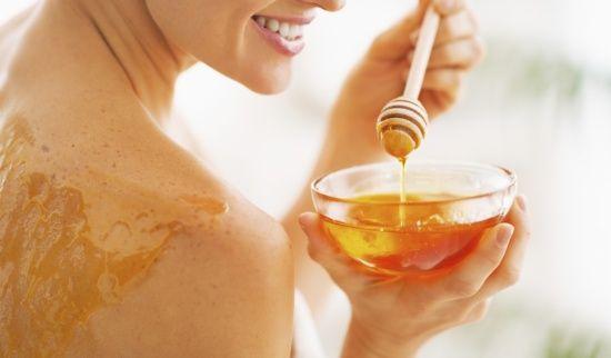 miel para quemaduras