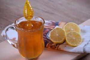miel de nispero refrescante