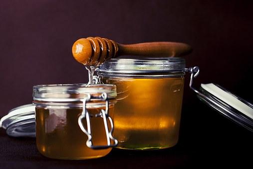 Composición miel de bellota